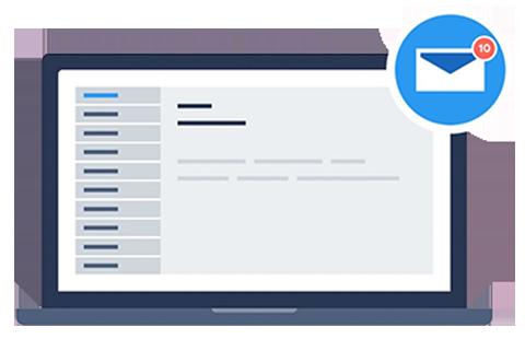 teknologi perkantoran email