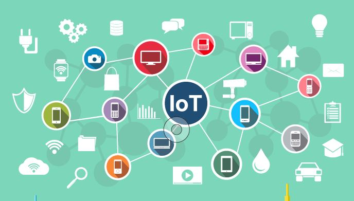 internet of things teknologi modern