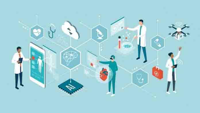 manfaat teknologi informasi dalam bidang kesehatan