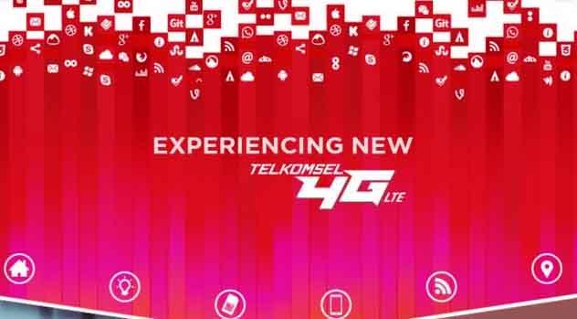 perkembangan 4G di Indonesia