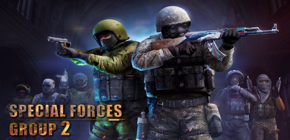 spesial forces group 2
