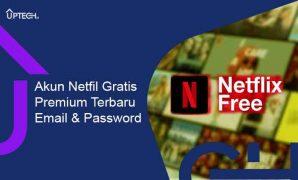 Akun Netflix GRATIS PREMIUM email dan password