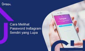 Cara Melihat Password Instagram Sendiri yang Lupa di HP Android