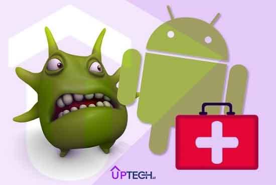 cara menghilangkan virus malware di android