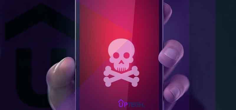tanda atau ciri HP android terkena virus