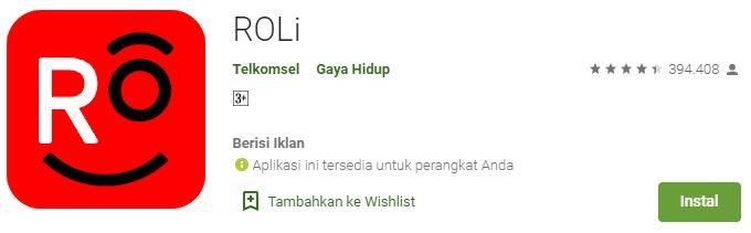 ROLi Telkomsel