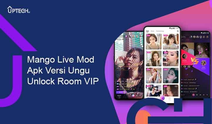 Mango Live Mod Apk Ungu Unlock Room VIP
