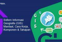 sistem informasi geografis SIG