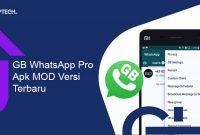 Download GB WhatsApp Pro Mod Apk Terbaru