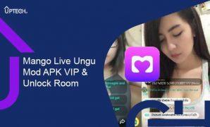 Mango Live Ungu Mod APK VIP Unlock Room Download